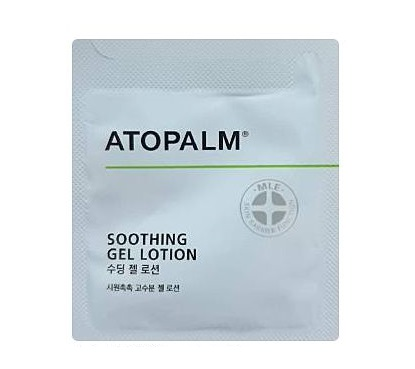 Atopalm Soothing Gel Lotion 2ml x 2ea
