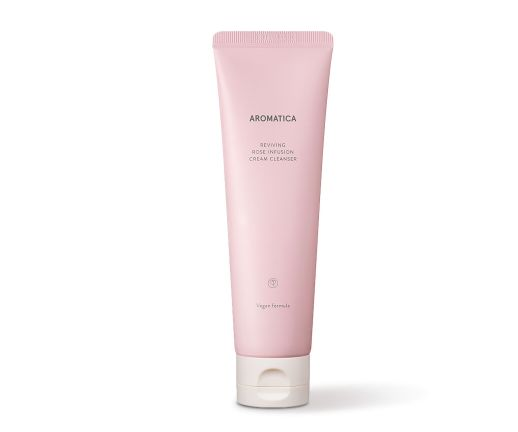 Aromatica Reviving Rose infusion Cream Cleanser 20g
