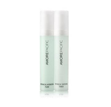 Amorepacific Botanical Hydrating Fluid 10ml +soothing toner 10ml