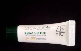 LabNo Cicaloe relief sun milk 3ml