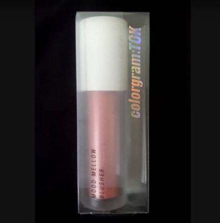 Mood Mellow Blusher #02 soft pink