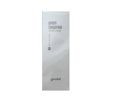 Goodal Green tangerine moist cream 1ml*2ea