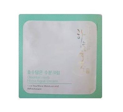 Skylake Oriental herb Hosu aqua cream 1ml*3ea