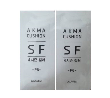 AKMA cream SF 4season #P2 2ml*2ea