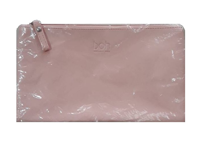 boh pink pouch