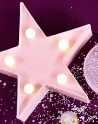 Peripera  Star LED mood lighting