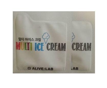 ALIVE:LAB Multi Ice cream 1ml*2ea