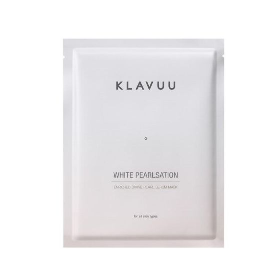 WHITE PEARLSATION Enriched Divine Pearl Serum Mask 1sheet