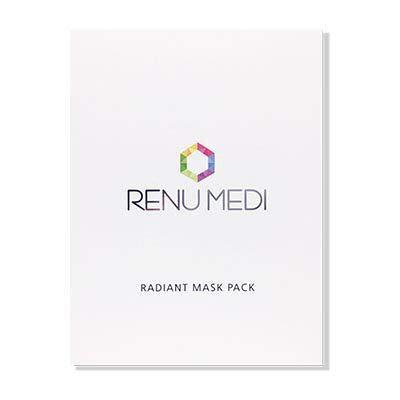 Renu Medi radiant mask pack