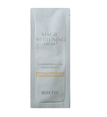 Lioele RIZETTE Magic Whitening cream plus 1ml*2ea