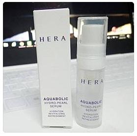 HERA Aquabolic Hydro-Pearl serum _5ml