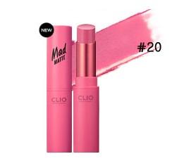 Clio Mad Matte Lips #20 Pinkism