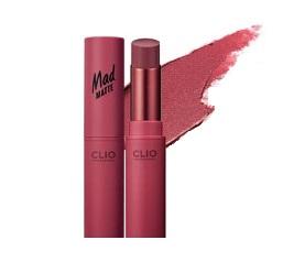 Clio Mad Matte Lip Stick #05 Russet Rose