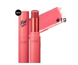 Clio Mad Matte Lip Stick #19 Coral Soul