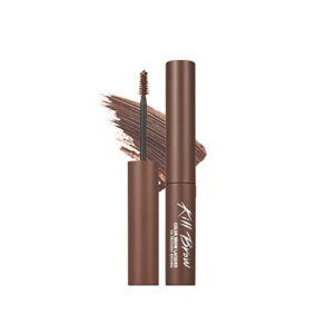 CLIO kill brow color brow lacquer # 01 natural brown