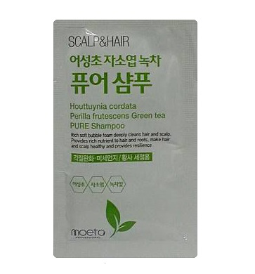 moeto Scalp&Hair pure shampoo 8gX5ea