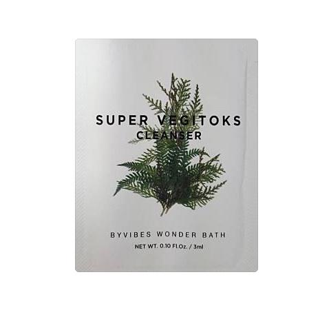 Wonder bath Super Vegitoks Cleanser 3ml*10ea