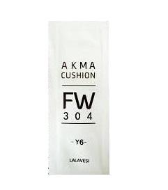 AKMA cushion FW-304 #Y6  1ml*5ea