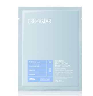 CREMORLAB Marine Hyaluronic Revital mask 1sheet