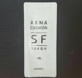 AKMA Cushion SF-304 #Y6 _2ml*2ea