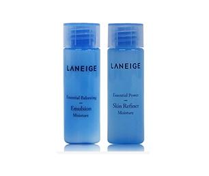 laneige Basic care_moisture Trial kit (2items) 5ml (skin+emulsion)