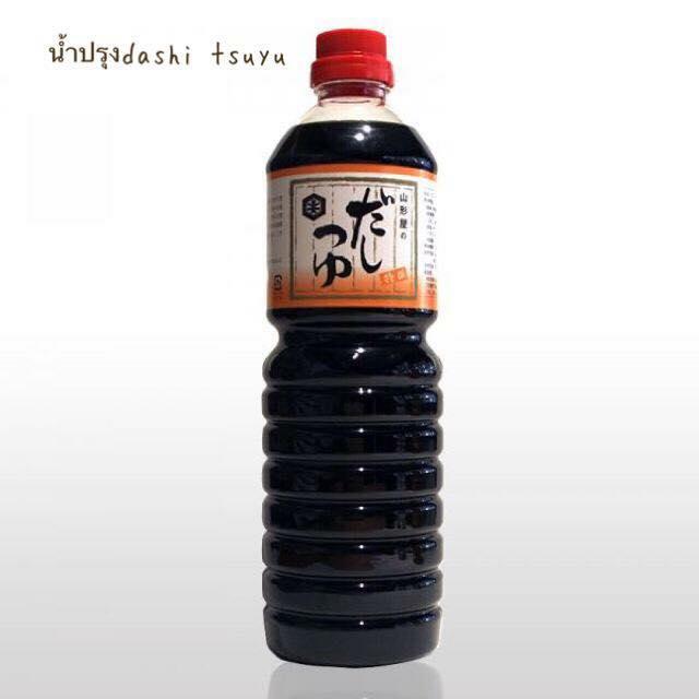 น้ำปรุงDASHI TSUYU