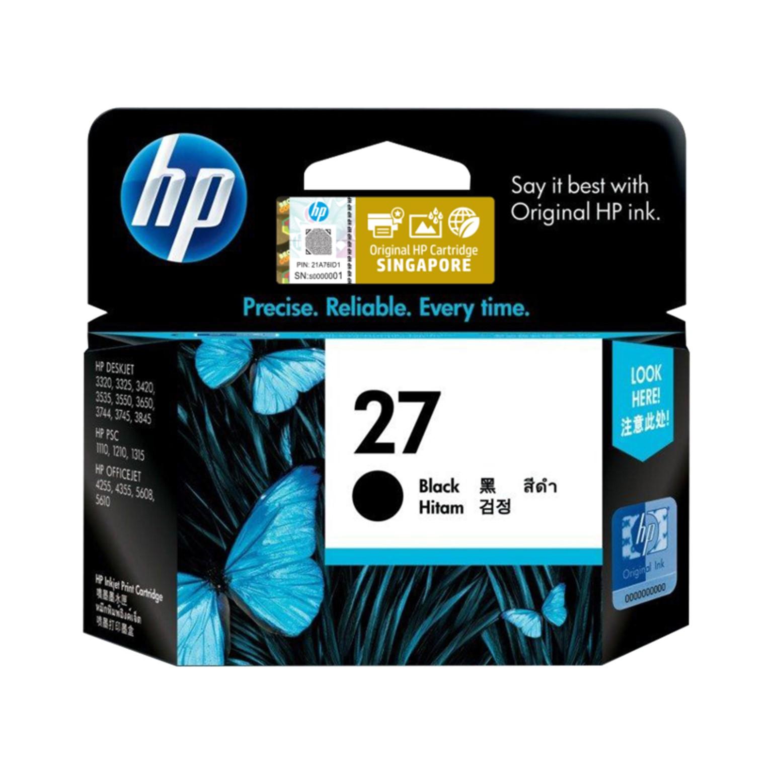 HP 27 Black