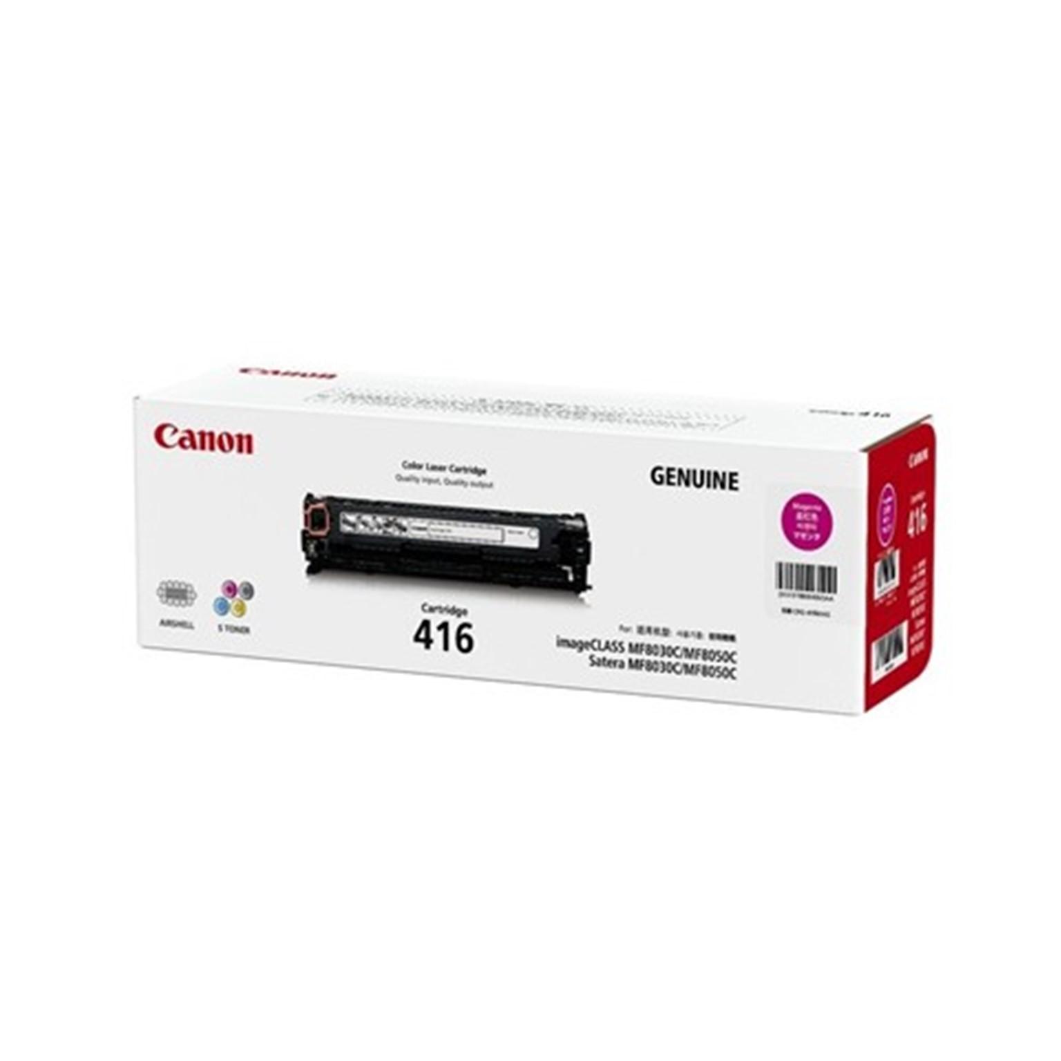 Canon Cartridge-416 Toner Magenta