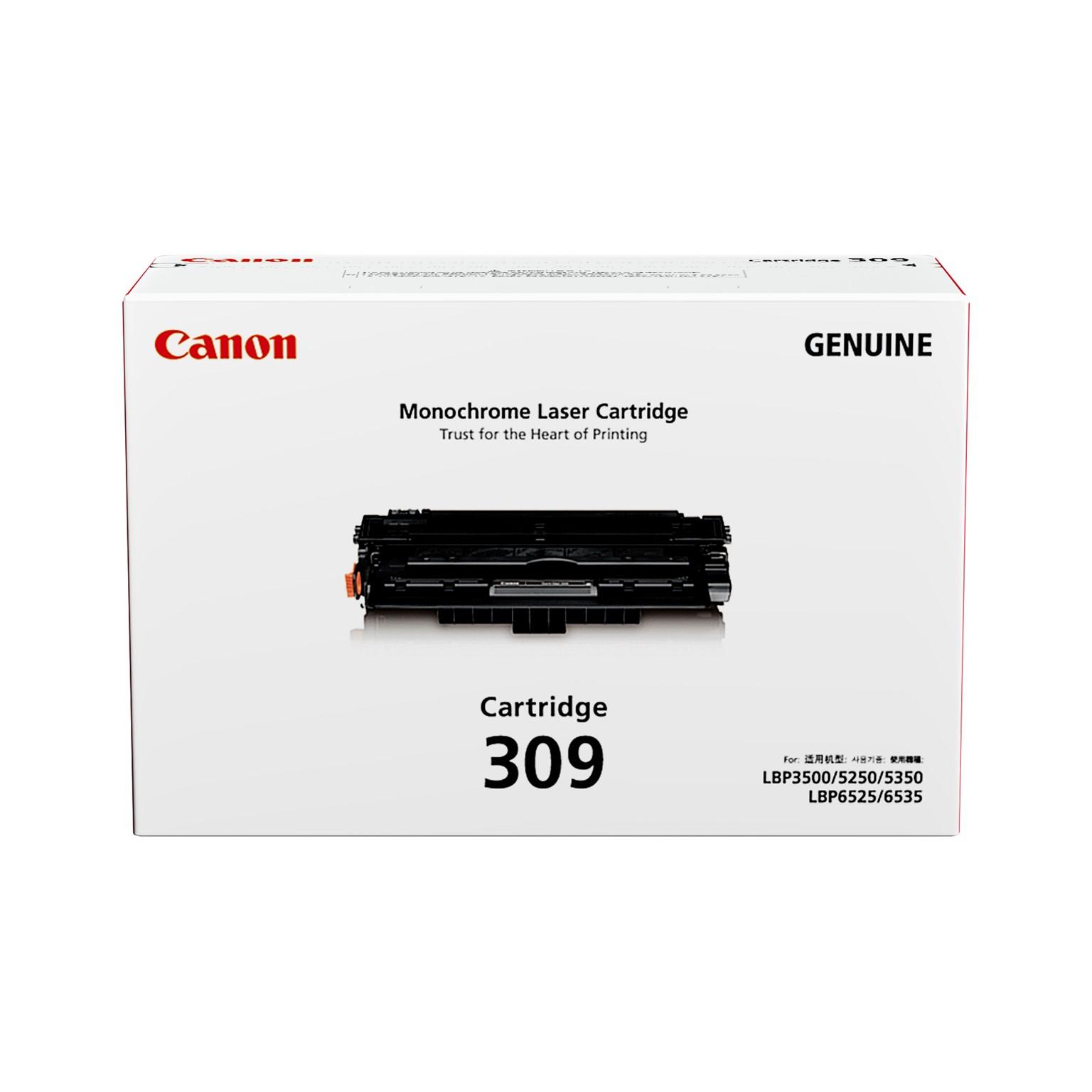 Canon Cartridge-309 Black