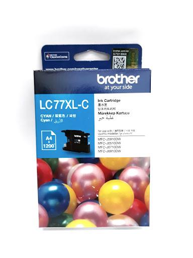 Brother LC77XL Cyan