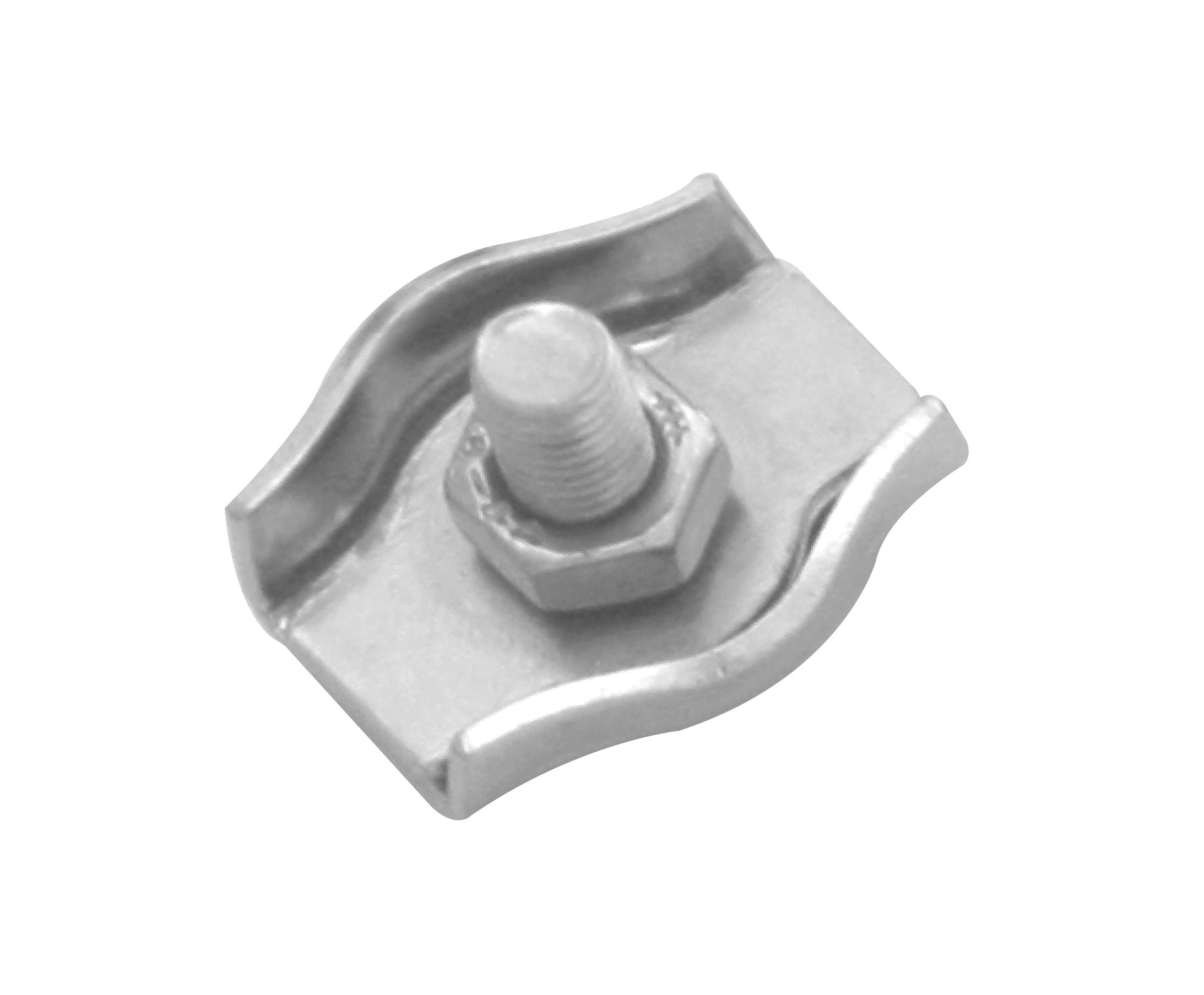 Simplex clip