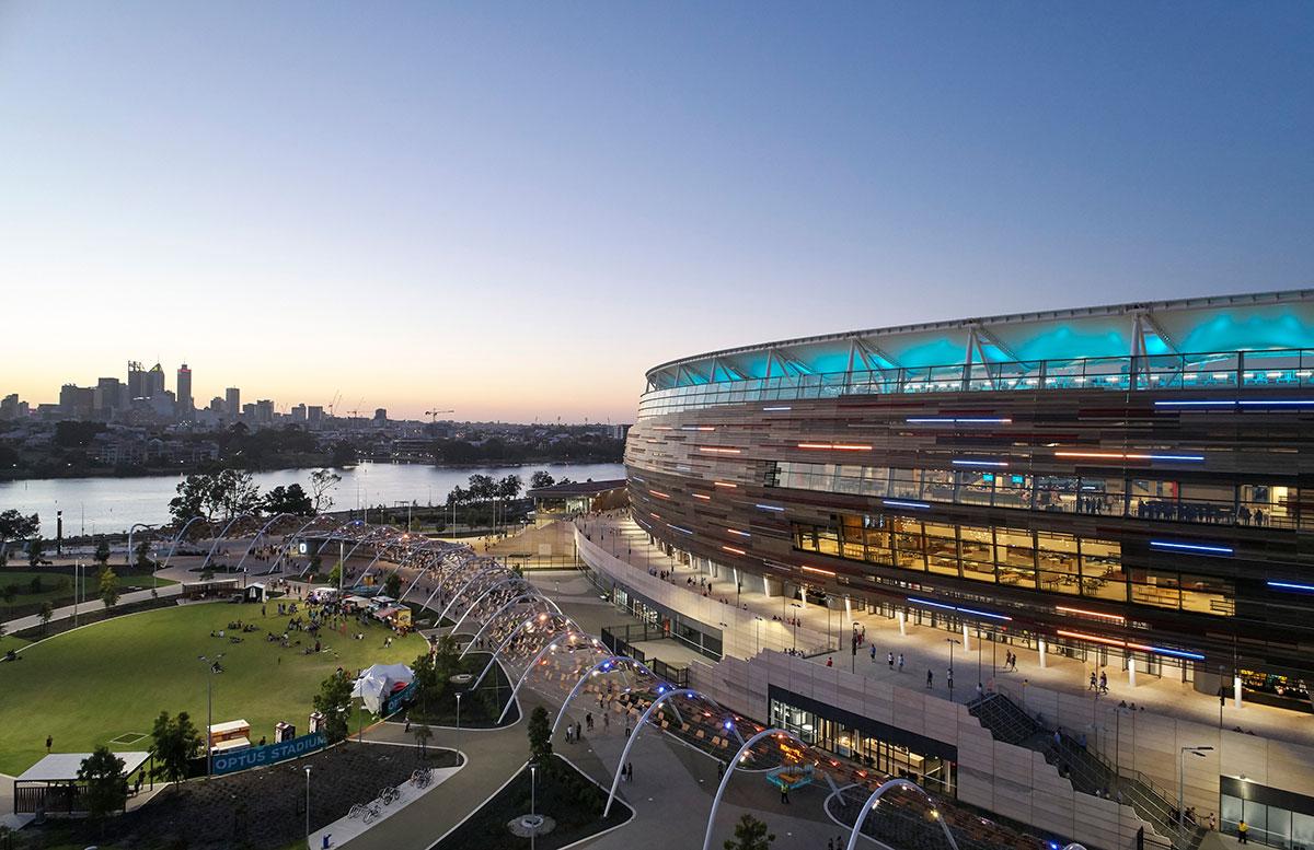 PERTH STADIUM (AUSTRALIA)