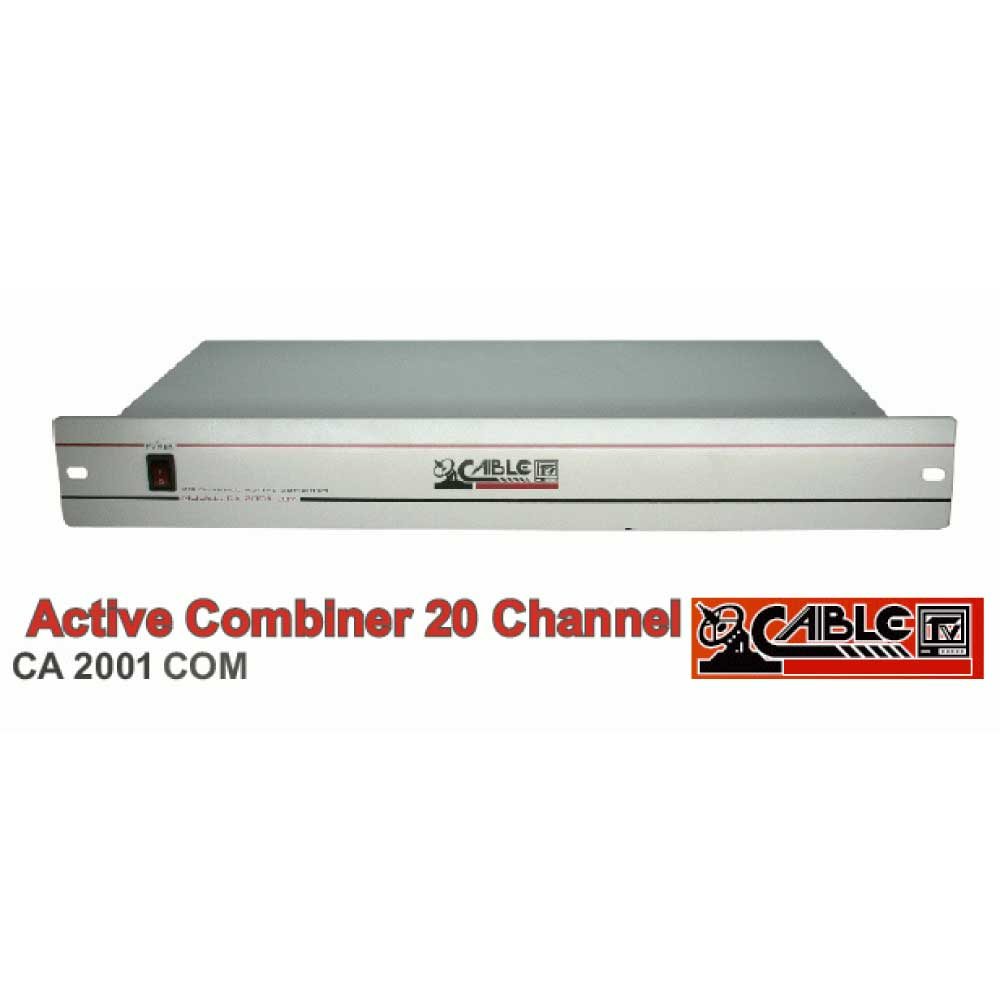 Active Combiner 20 Channel CABLE