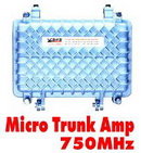 Micro Trunk Amp CABLE 750MHz