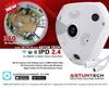 วิธีติดตั้งแอปพลิเคชั่น VR CAM ของกล้อง Camera Paromanic 360 องศา ASTUN รุ่น IPD 2.4
