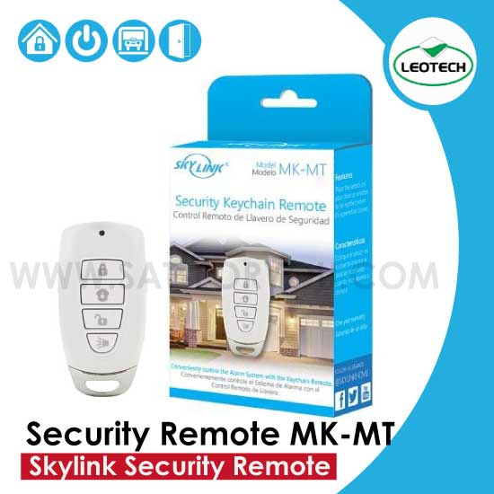 รีโมทควบคุมแบบไร้สาย Skylink รุ่น Security Remote MK-MT