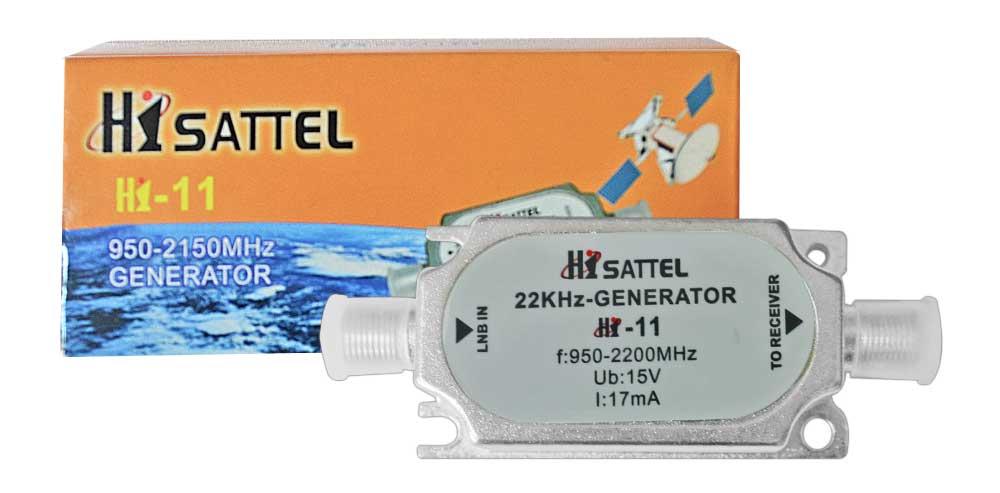 22KHz Generator HISATTEL เจนเนอเรเตอร์ รุ่น HI-11