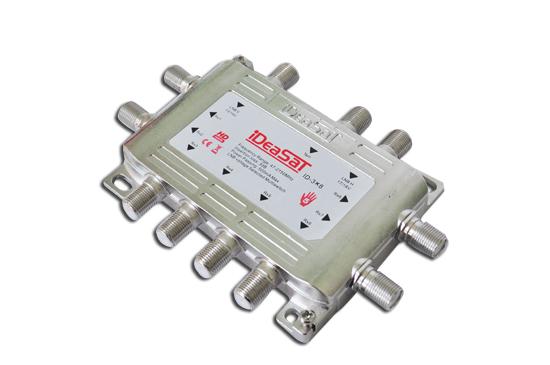 มัลติสวิตช์ Multi Switch IDEASAT 3x8 รุ่น ID-38C (เข้า3ออก8)