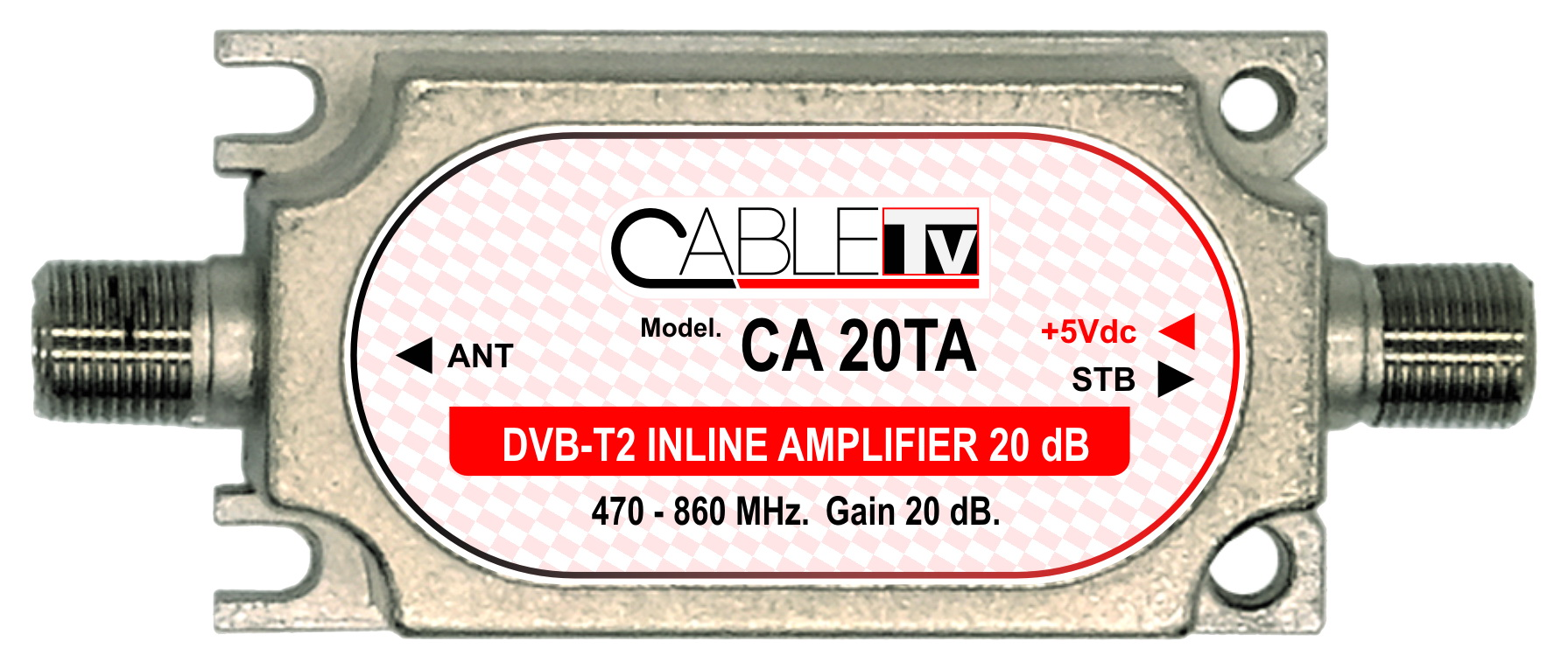 Line Digital Ampiifier 20dB CABLE
