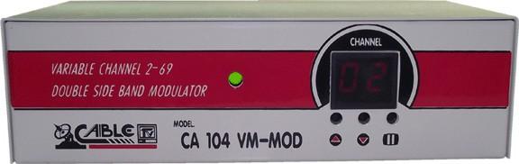 MODULATOR (AV to RF) CABLE  Ch.2-69