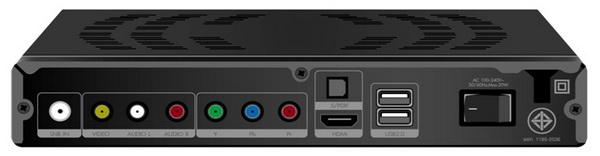 Receiver IPM HD Pro Version 2013 รุ่นรองรับHD 20ช่อง