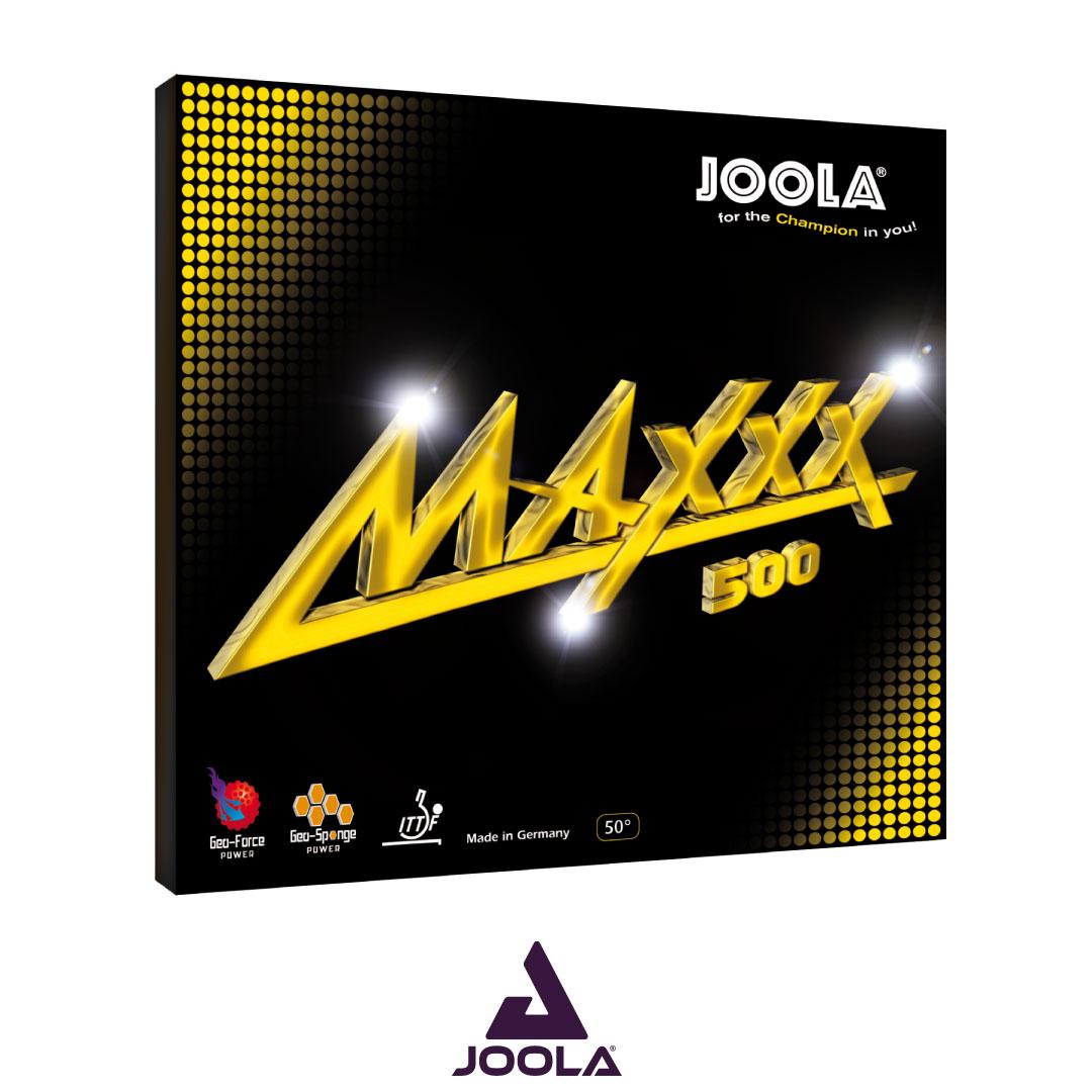 JOOLA MAXXX 500 RUBBER (ยางเรียบ)