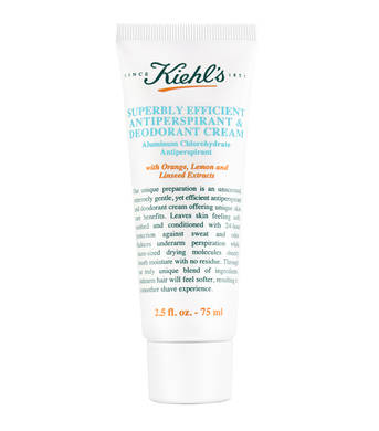 KIEHL'S Superbly Efficient Anti-Perspirant & Deodorant Cream 75ml