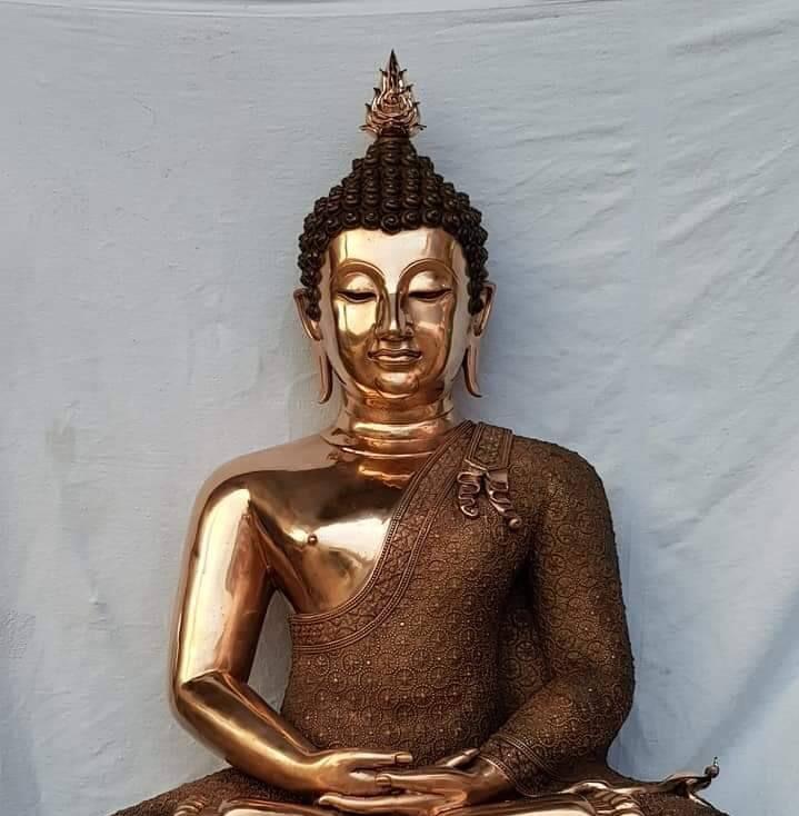 เดินพุทธบูชา น่าน พิธีสมโภชพุทธาภิเษก พระพุทธรักษา 1 เดียวในโลก