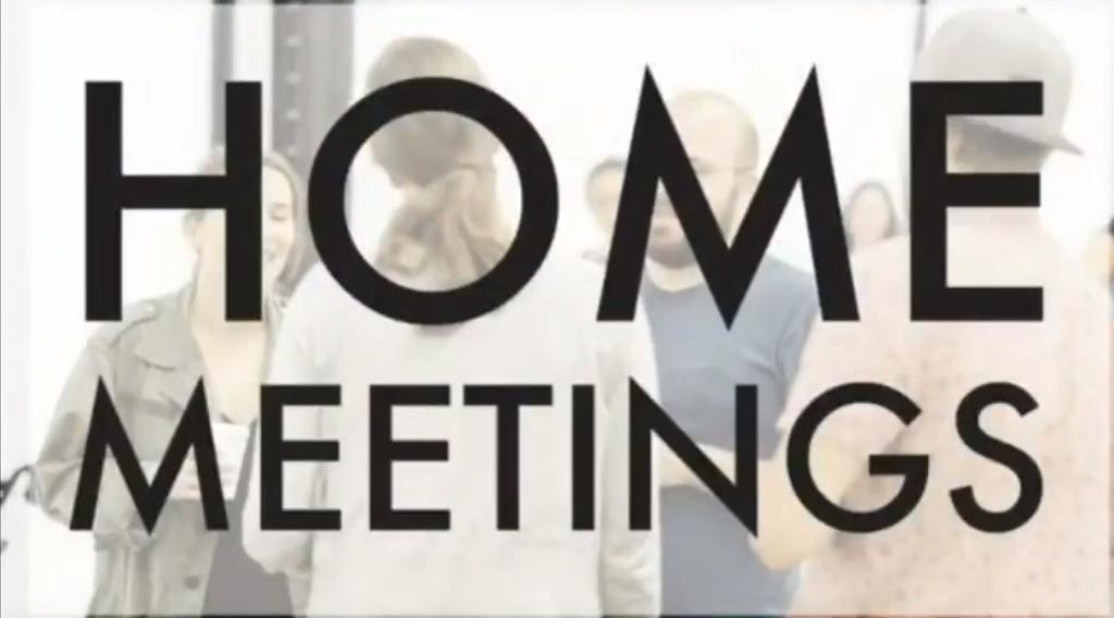 Home Meeting โดย DD นก สุดชาตา