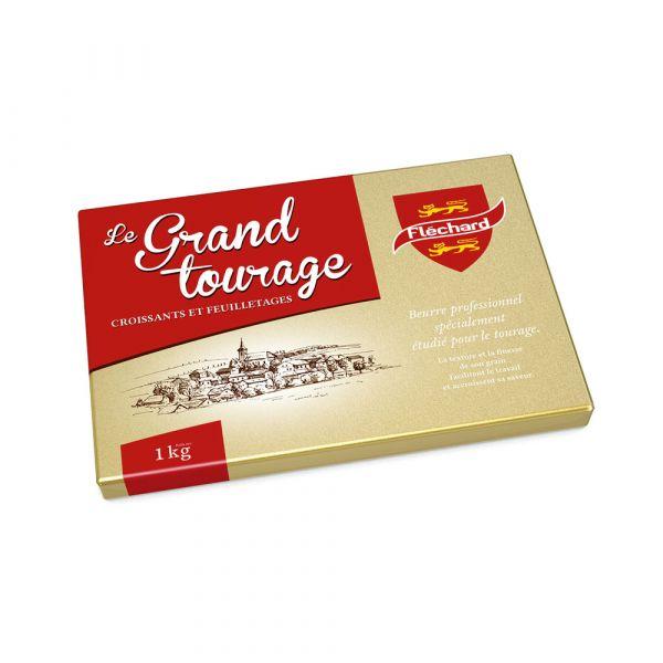 Flechard Grand Tourage Unsalted Butter 1 kg