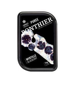 Frozen Blueberry puree ตรา Ponthier 1 kg