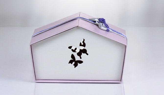 V3001 Big House Cake Box