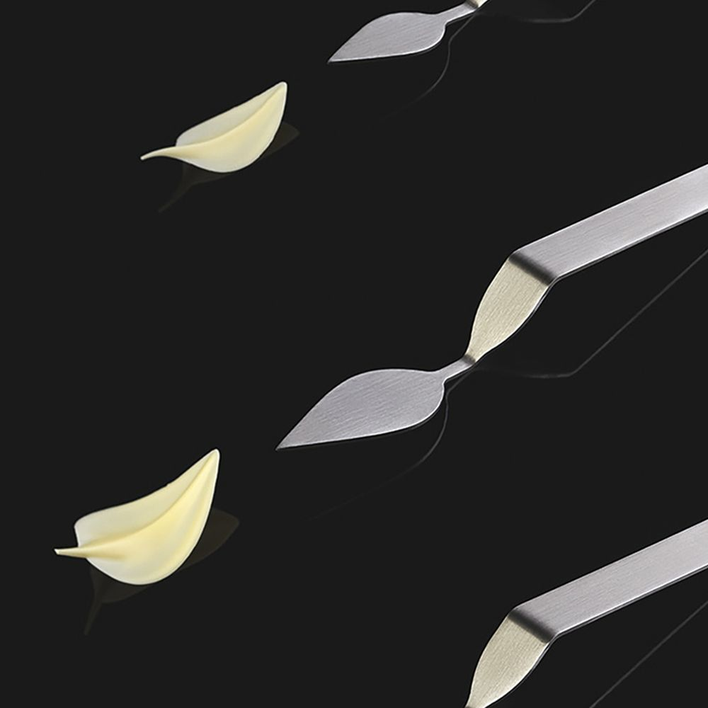 CH6 Chocolate Decoration Tool: Leaf (Large) Pavoni