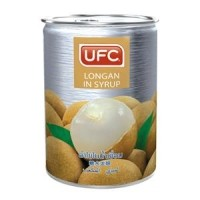 UFC Longan in Syrup 20 oz